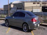 infiniti g35x 2006 - Infiniti G